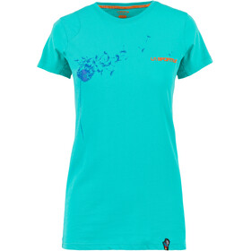 La Sportiva Windy - T-shirt manches courtes Femme - turquoise